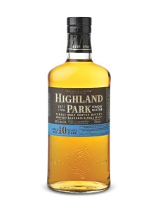Highland Park 10 Year Old. Source: LCBO