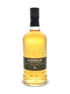 Ledaig Scotch Malt 10YO Whisky. Source: LCBO